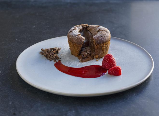 Fjelbergfiskogvilt. Dessert