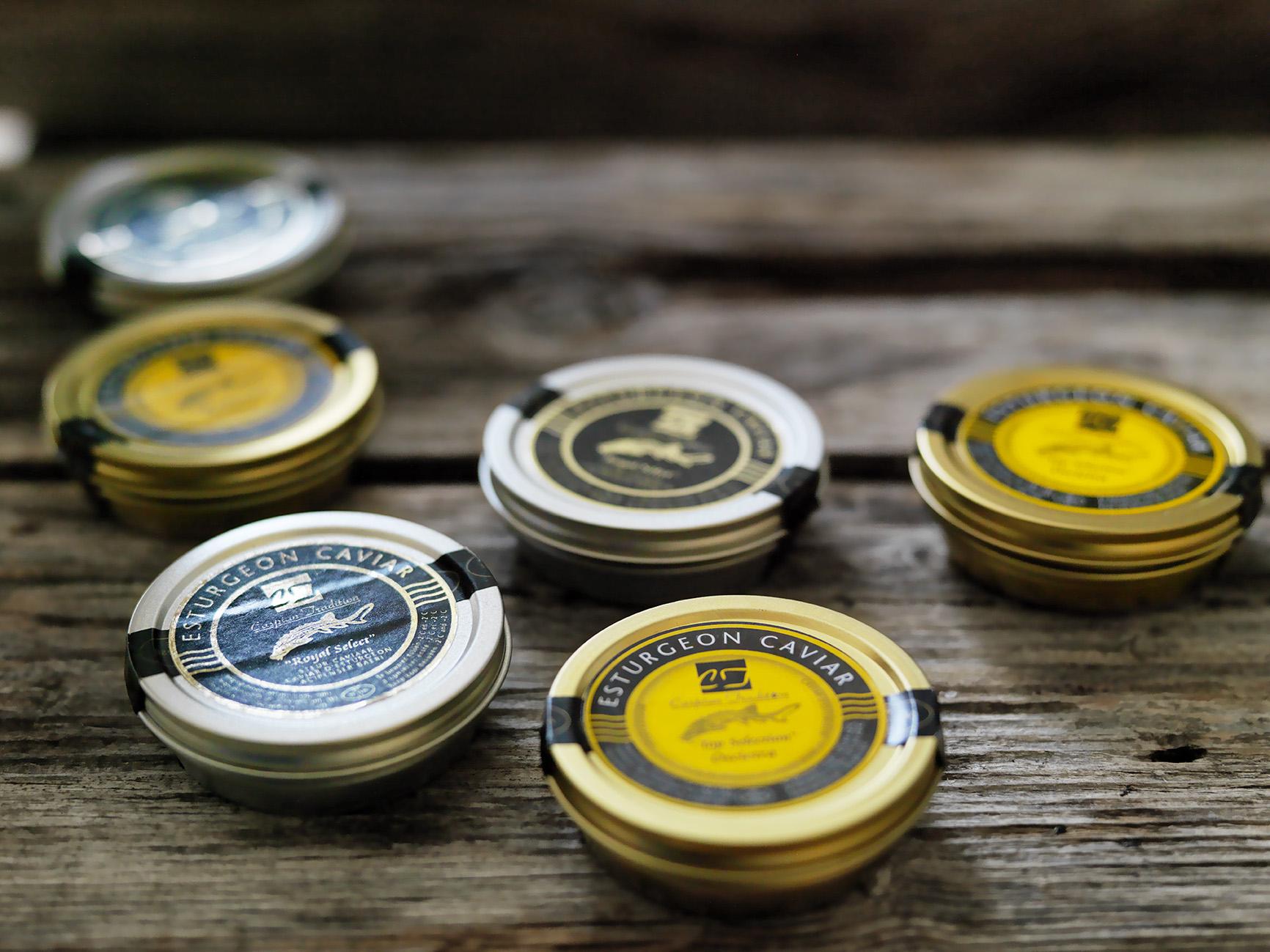 Fjelberg Fisk & Vilt. Caviar